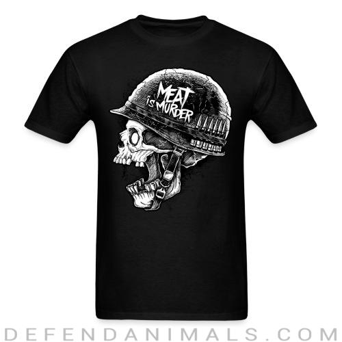 Meat is murder - Vegan T-shirt