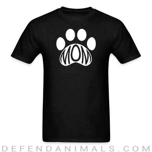 mom - Dogs Lovers T-shirt