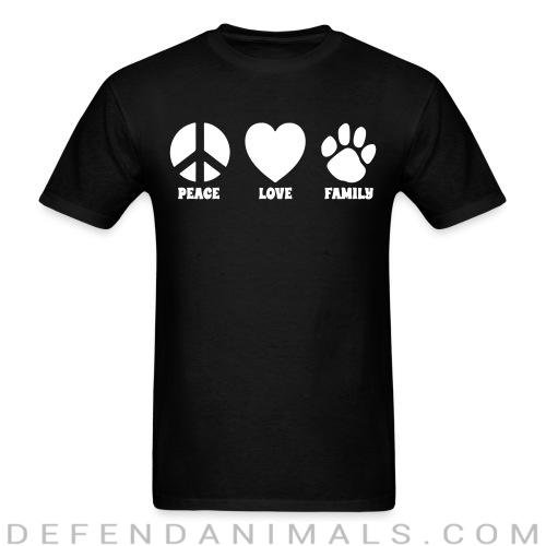 PEACE LOVE FAMILY