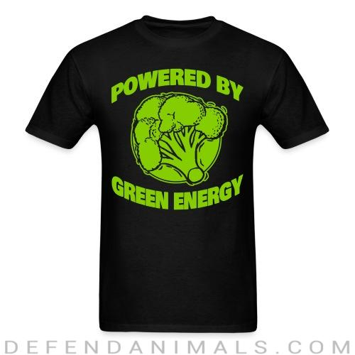 Standard t-shirt (unisex) powered by green energy  - Vegan t-shirts
