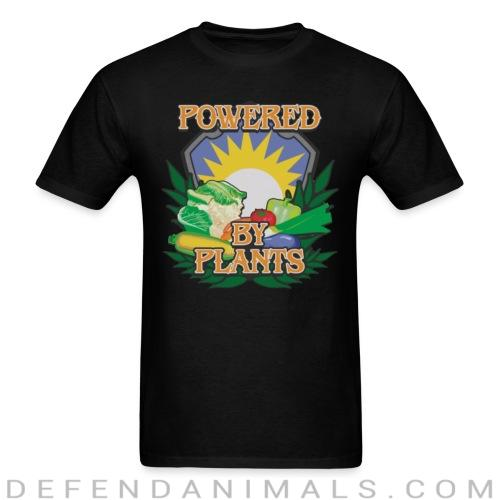 Powered by plants - Vegan T-shirt