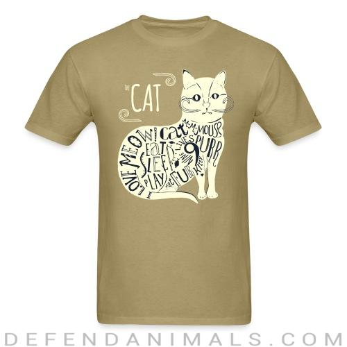 The cat - Cats Lovers T-shirt