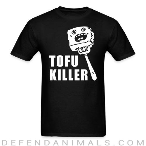 Tofu killer - Vegan T-shirt