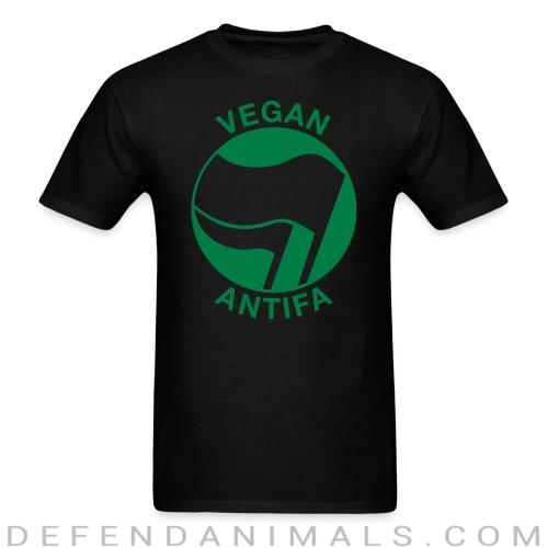 Vegan Antifa - Vegan T-shirt