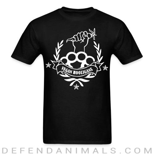 Vegan hooligans - Vegan T-shirt