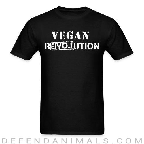 Vegan love revolution - Vegan T-shirt