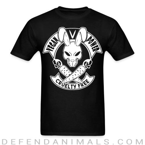 Vegan power! Cruelty free - Vegan T-shirt