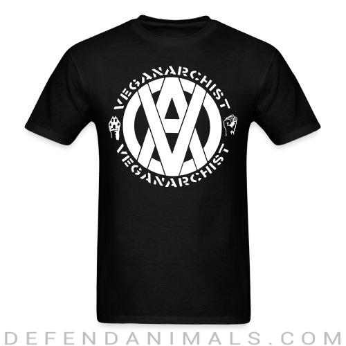 Veganarchist - Animal Rights Activism T-shirt