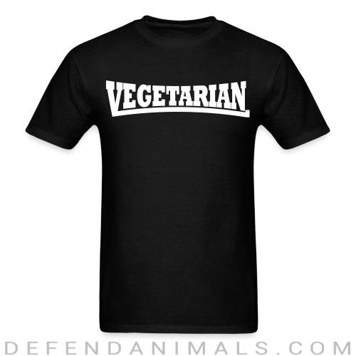 Vegetarian - Vegan T-shirt