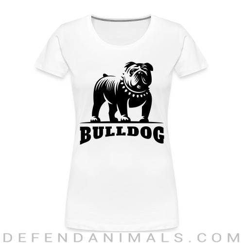 bulldog - Dog Breeds Women Organic T-shirt