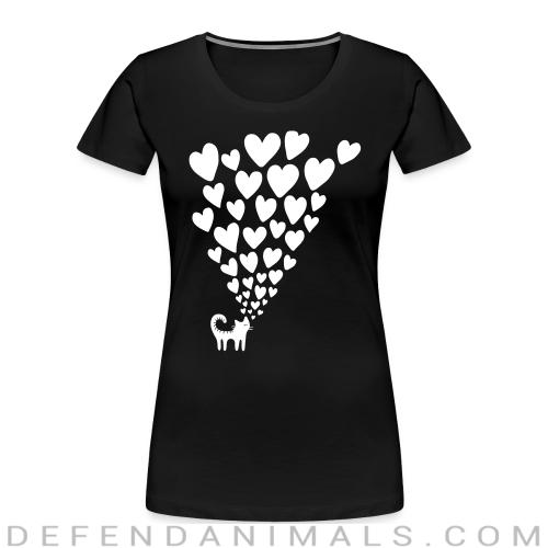 Cat Cats - Cats Lovers Women Organic T-shirt