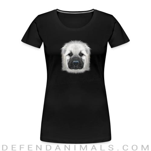 Central Asian Shepherd Dog - Dog Breeds Women Organic T-shirt