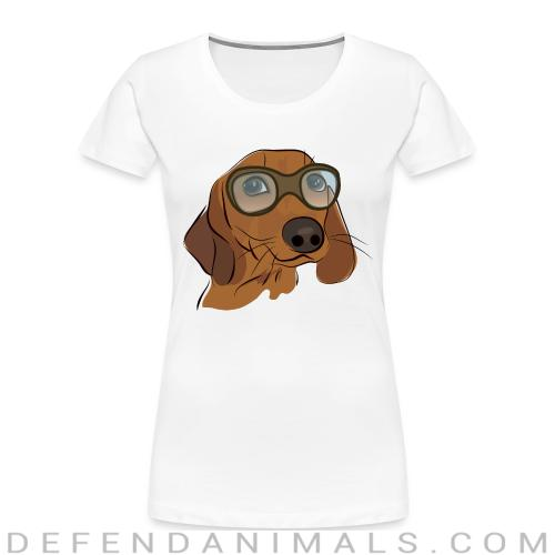 Dachshund - Dog Breeds Women Organic T-shirt