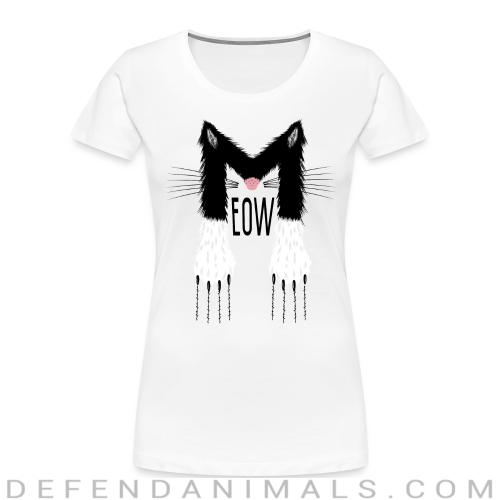EOW - Cats Lovers Women Organic T-shirt