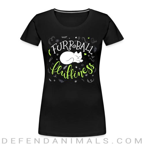 furrball  - Cats Lovers Women Organic T-shirt