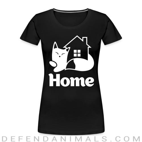 Home  - Cats Lovers Women Organic T-shirt