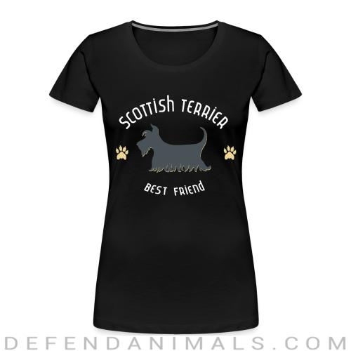 Scottish terrier best friend - Dog Breeds Women Organic T-shirt