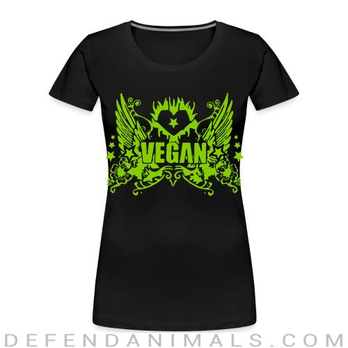 Vegan - Vegan Women Organic T-shirt