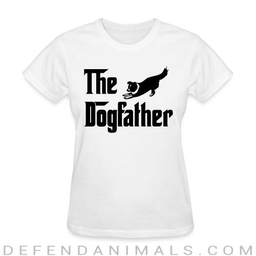 The Dogfather - Dog Breeds Women T-shirt
