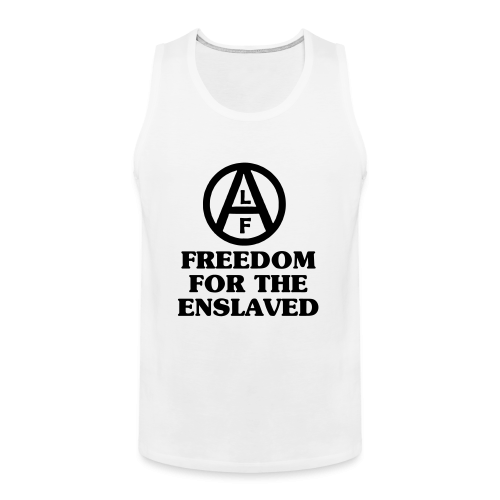 Freedom for the enslaved