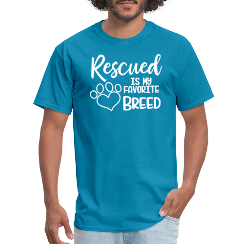 Rescued is my favorite breed