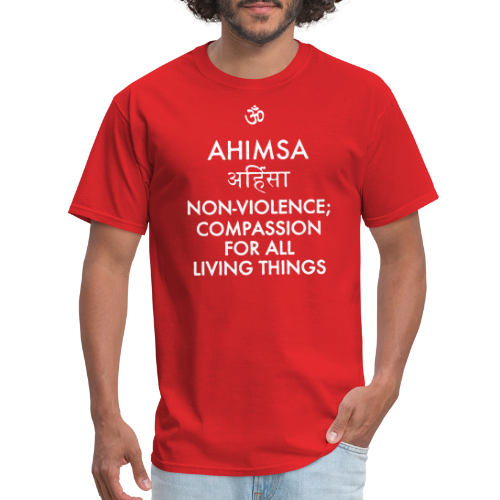 Ahimsa - non-violence & compassion for all living things