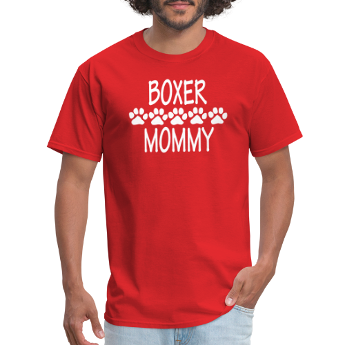 Boxer mommy