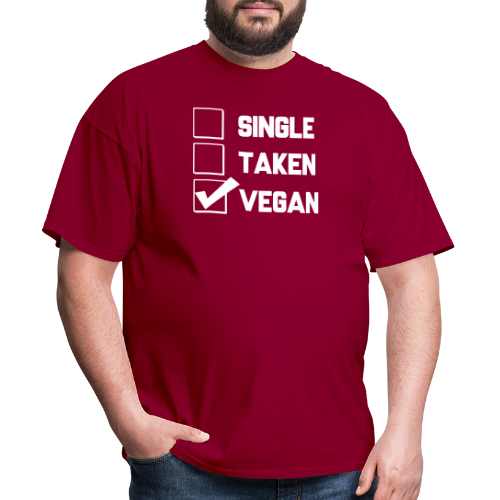 Single taken vegan