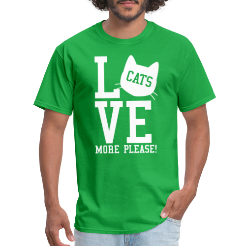 Love cats more please !