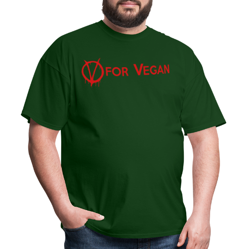 V for Vegan