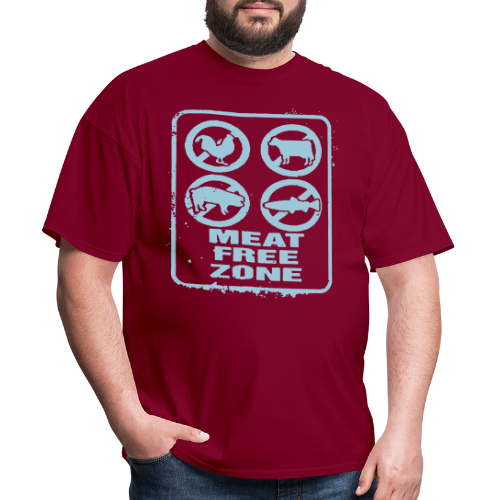 Meat free zone
