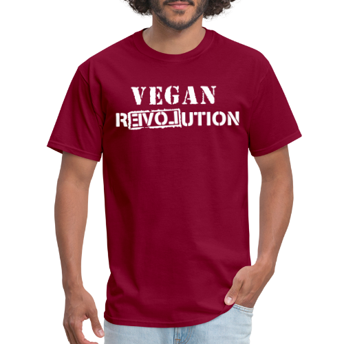 Vegan love revolution