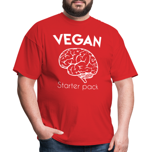 Vegan starter pack