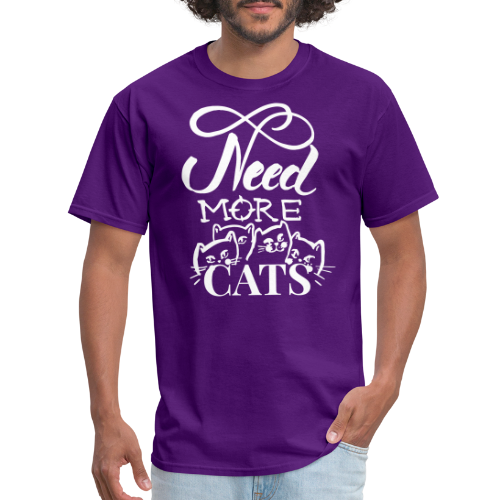 Need more cats