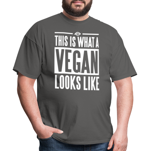 This is what a vegan looks like