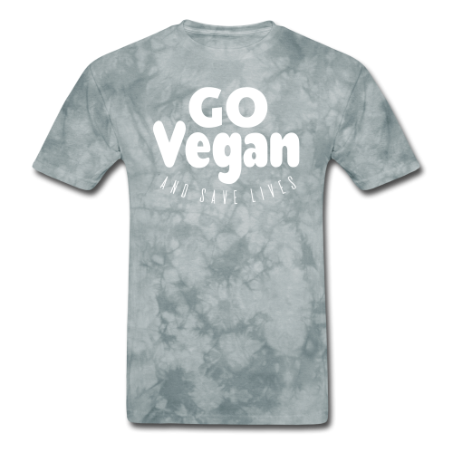 Go vegan and save lives