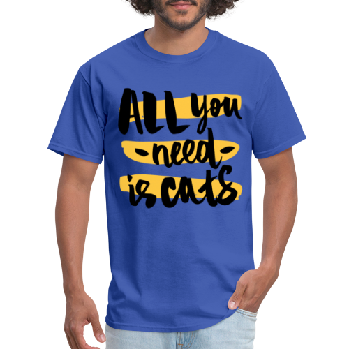 All you need is cats