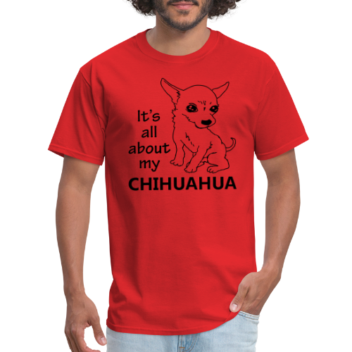 It's all about my chihuahua